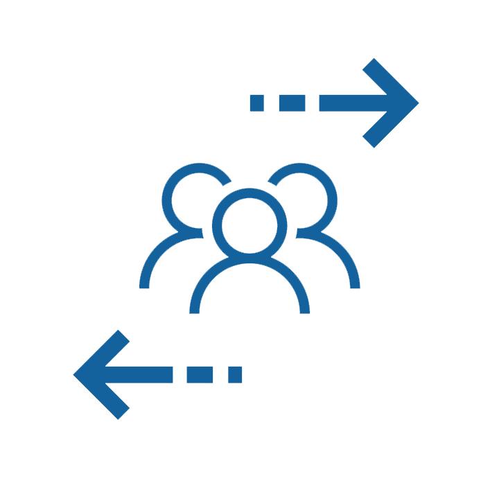 Providing the separate icon